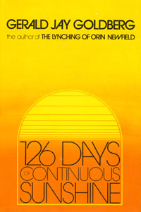 126 DAYS OF CONTINUOUS SUNSHINE